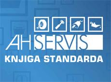 AH Servis – knjiga standarda