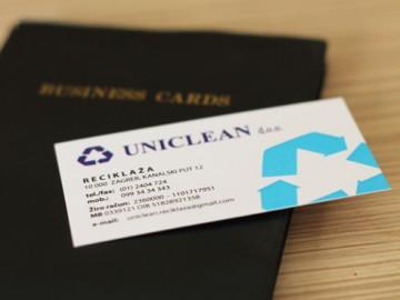 uniclean_dizajn_vizitke