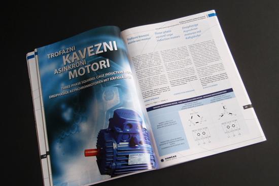 Končar Mes – katalog elektromotori