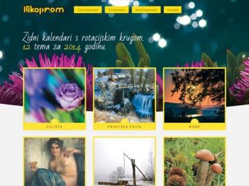 Izrada web stranice za Nikoprom